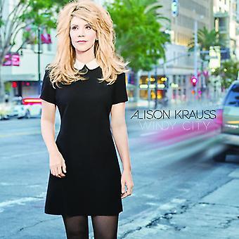 Alison Krauss - importazione USA Windy City [CD]