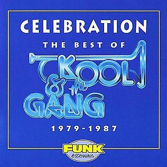 Kool & the Gang - Celebration-Best of [CD] USA import