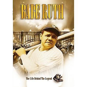 Babe Ruth [DVD] USA import