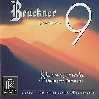 A. Bruckner - Bruckner: Symphony No. 9 [CD] USA import