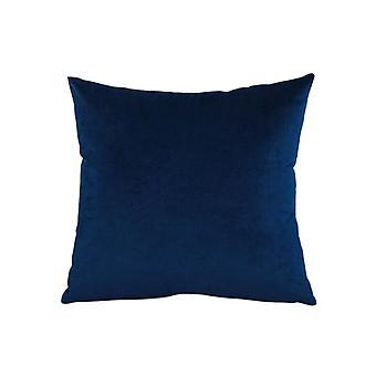 Pillow case Velvet 50x50 cm - Navy blue