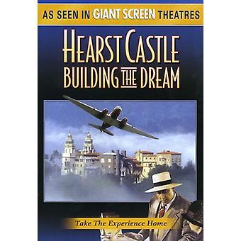 IMAX - Hearst Castle: Building the Dream [DVD] USA import