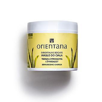 Oriental Rich Body Butter Lemongrass & Comfrey, 100G