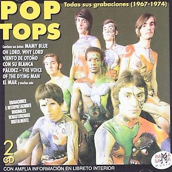 Todas Sus Granaciones 1968-1974 [CD] USA import