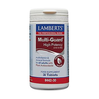 Multi-guard High Potency 30 tablets