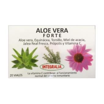 Aloe Vera Forte 20 vials