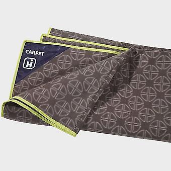 Hi Gear Zenobia 8 Waterproof Tent Carpet Grey