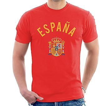 Toff Vintage Football Spain Men's T-Shirt