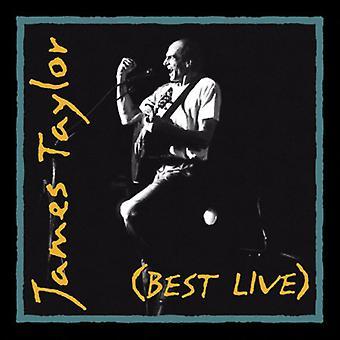 James Taylor - Best Live [Vinyl] USA import