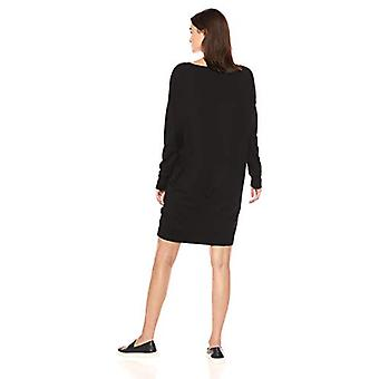 Brand - Daily Ritual Women's Terry Cotton and Modal V-Neck Drop-Should...
