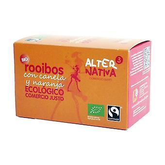 Rooibos Vanilla BIO Infuusio 20 infuusiopussit