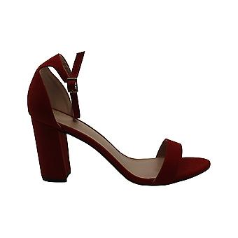 Madden Girl Women's Shoes Bella Fabric Open Toe Casual