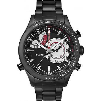 Timex älykäs kvartsi TW2P72800 Miesten Watch Chronograph