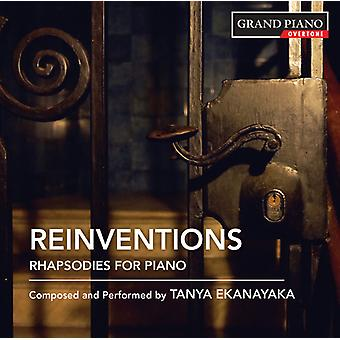 Ekanayaka / Ekanayaka, Tanya - Reinventions [CD] USA import