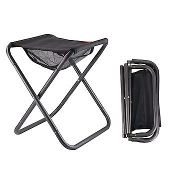 YANGFAN Mini Portable Folding Stool Collapsible Oxford Cloth Chair