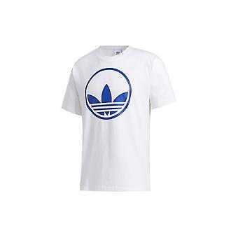 Adidas Circle Trefoil GD2103 universal summer men t-shirt