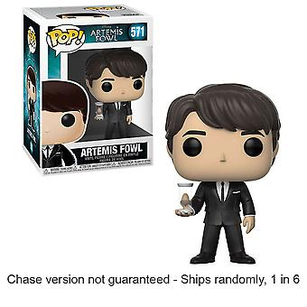 Artemis Fowl Pop! Vinyl Chase Ships 1 in 6