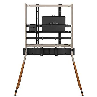 Falcon Universal TV Stand for Screen Size 32-70 inch with Soundbar Holder WM7481