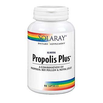 Solaray Propolis Plus, 90 Korkkia
