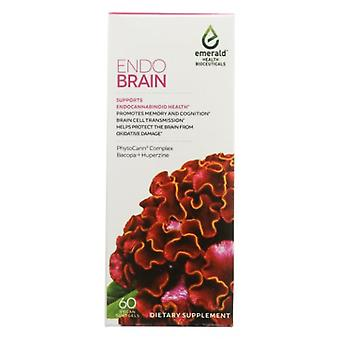 Emerald Health Bioceuticals Endo Brain, 60 Caps