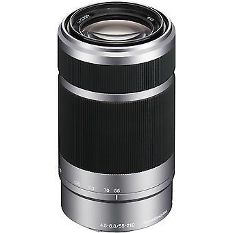 SONY SEL 55-210MM F4.5-6.3 OSS Silver (Color Box)