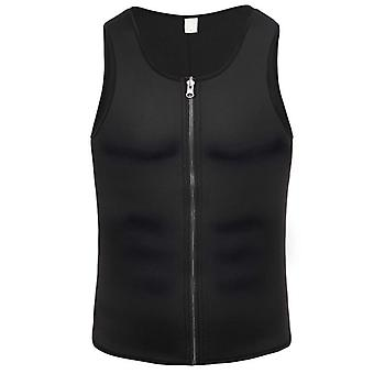 Men Waist Trainer Tank Tops, Shapewear Slimming Body Shaper