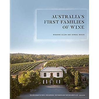 Australie-apos;s Premières familles de vin