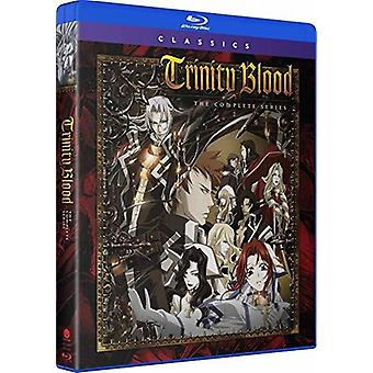 Trinity Blood: Complete Series [Blu-ray] USA import