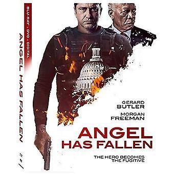 Angel Has Fallen [Blu-ray] Usa tuonti