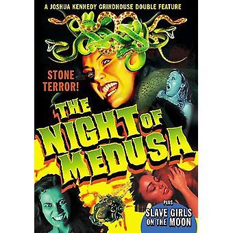 Slaaf van de meisjes op de maan / de nacht van Medusa [DVD] USA import