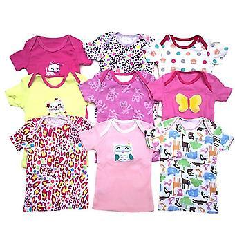 T-shirt à manches courtes Baby Infant Newborn Clothes/girls