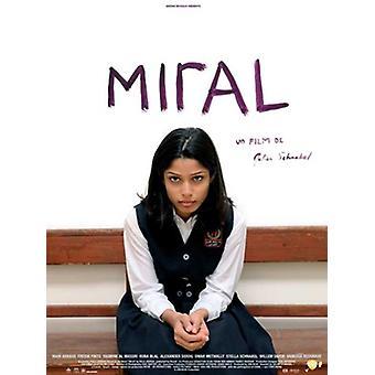 Miral Movie Poster (11 x 17)