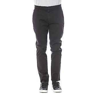 Men's Verri Black Pants
