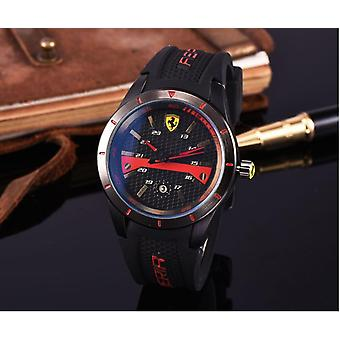 Fashion Quartz Military Sports Watch, Week Display Wrist Watches