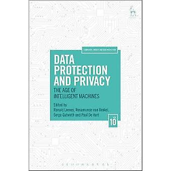 Data Protection and Privacy by Ronald E. Leenes - 9781509919345 Book
