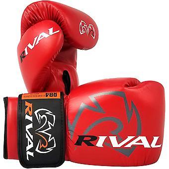 Competir con guantes de boxeo bolsa de Econo - rojo