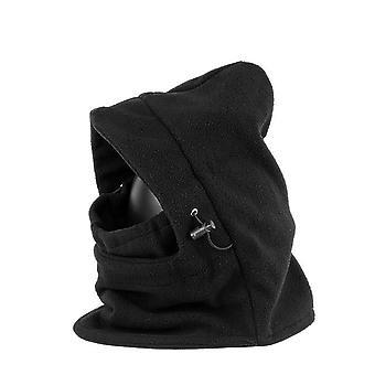 القبعات الدافئة في الهواء الطلق مقاومة للرياح وأقنعة الوجه الصوف قناع تزلج الأذن المحمية