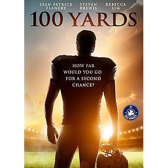 100 Yards [DVD] USA import