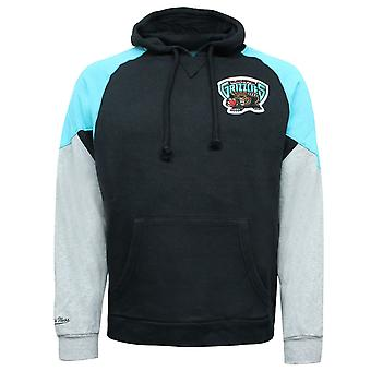 Mitchell & Ness NBA Trading Block Hoodie Vancouver Grizzlies VGRK61