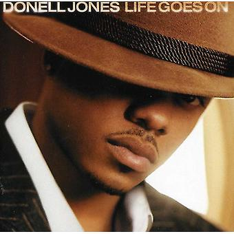 Donell Jones - Life Goes on [CD] USA import