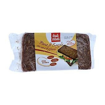 Wholemeal rye bread with sunflower seeds - wellness line 500 g