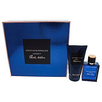Cristiano Ronaldo Legacy Private Edition Eau De Parfum/Shower Gel Gift Set