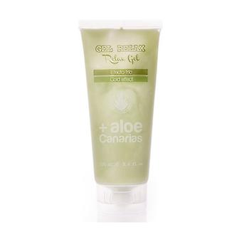 Relax Gel Cold effect of Aloe Vera None