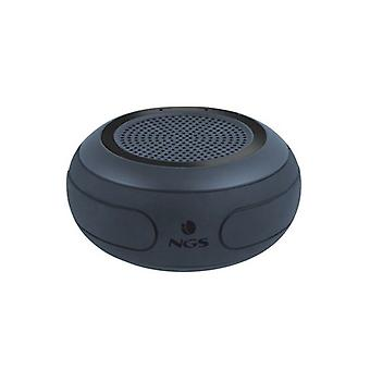NGS Roller Creek 850 mAh 10W Black bluetooth speakers