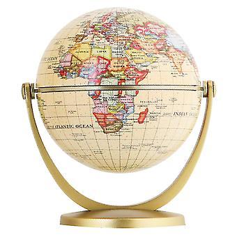 Exerz 10cm mini antique globe (diameter: 10cm)