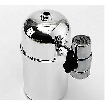 Odstránenie hrdzavých baktérií Čistič vody z vodovodu pre kuchynské rýchloupínacie kohútikové adaptéry