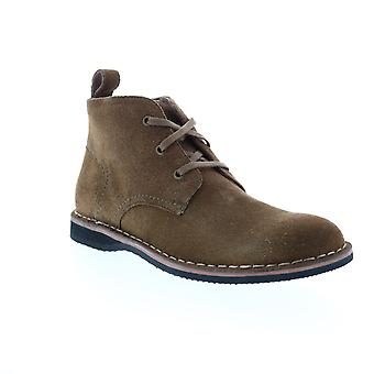 Andrew Marc Dorchester Chukka Mens Brown Suede Chukkas Stivali