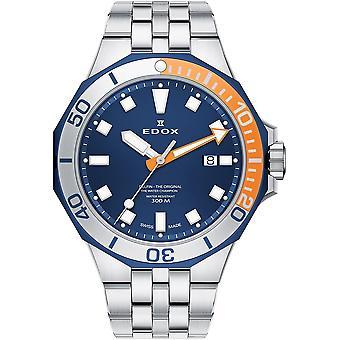 Edox 53015 357BUOM BUIN Delfin Reloj de Hombre