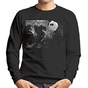 The Invisible Man Talking Men's Sweatshirt