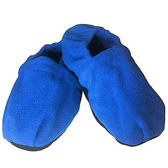 Heating slippers - Blue